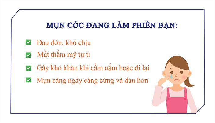nhung-kho-khan-khi-bi-mun-coc